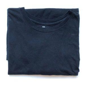 Calvin Klein T Shirt Black Solid